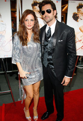 Hrithik Roshan and Suzanne Stylist Photo