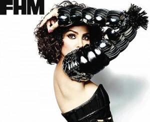 Lara Dutta Hot Eyes Look For FHM