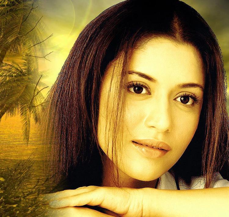Neha Bajpai Stunning Face Look Wallpaper