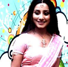 Neha Marda Smiling Pics