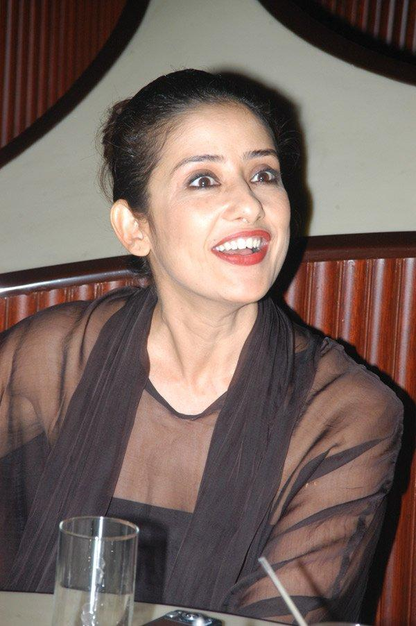 Manisha Koirala Cute Glowing Look Pic
