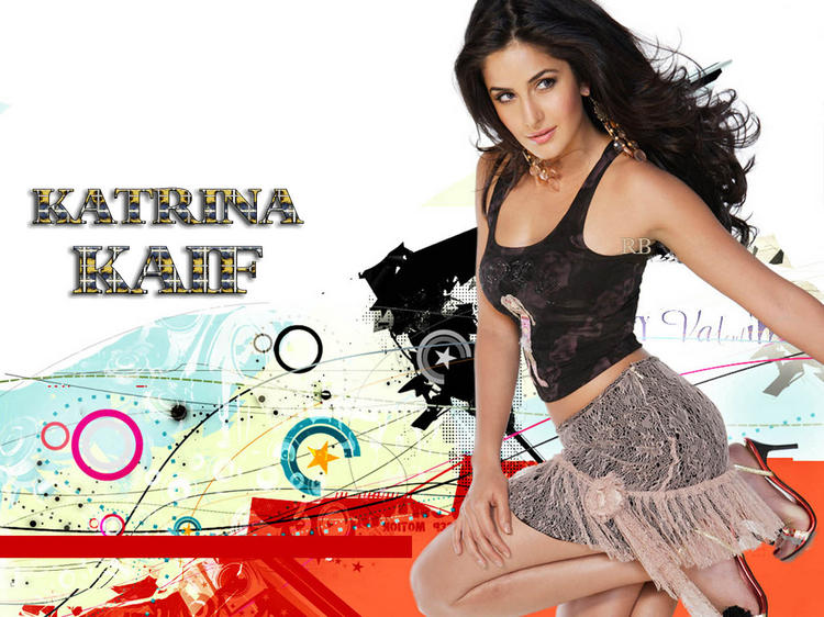 Katrina Kaif Hot and Sexy Wallpaper