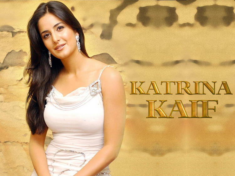 Sexy Actress Katrina Kaif Wallpaper