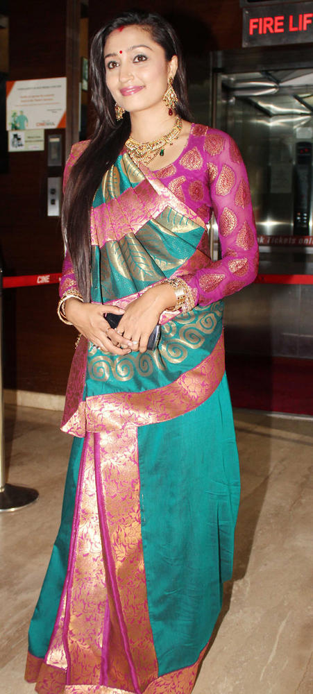 Celeb at Premiere Of Colors TV Upcoming Serial Madhubala