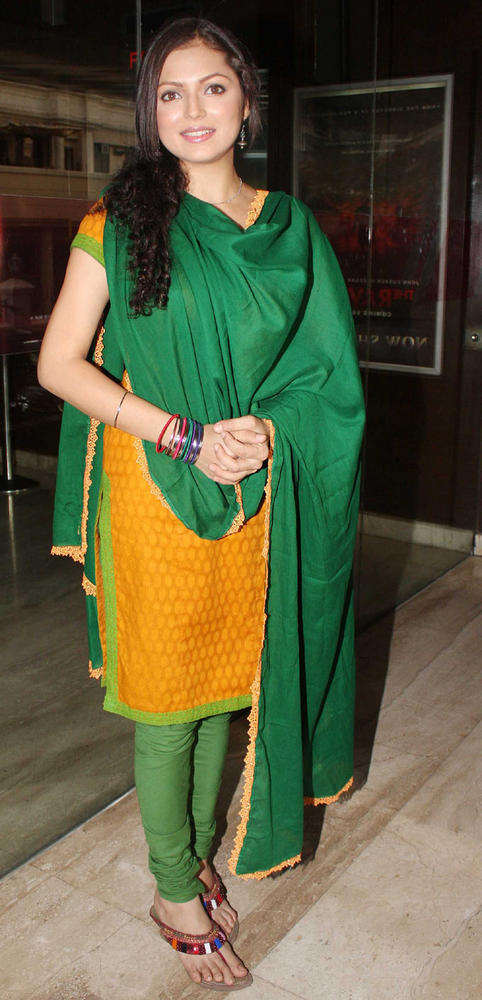 Drashti Dhami at Premiere Of Colors TV Upcoming Serial Madhubala