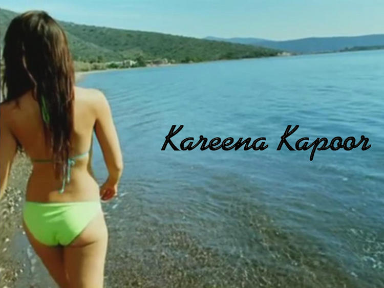 Kareena Kapoor Hot Bikini Pic In Tashan