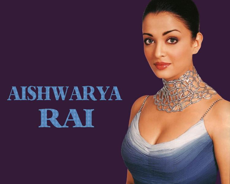Aishwarya Rai Amazing Beauty Look Wallpaper