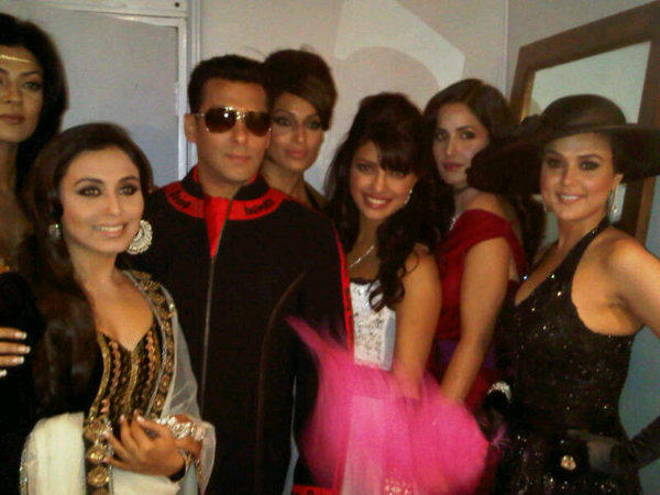 Salman Khan Being Human Fashion Show With Hot Actresses