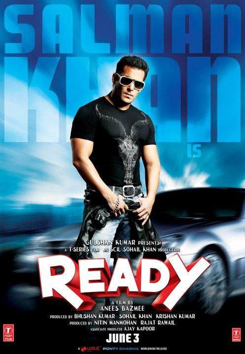 Salman Khan First Look In Ready