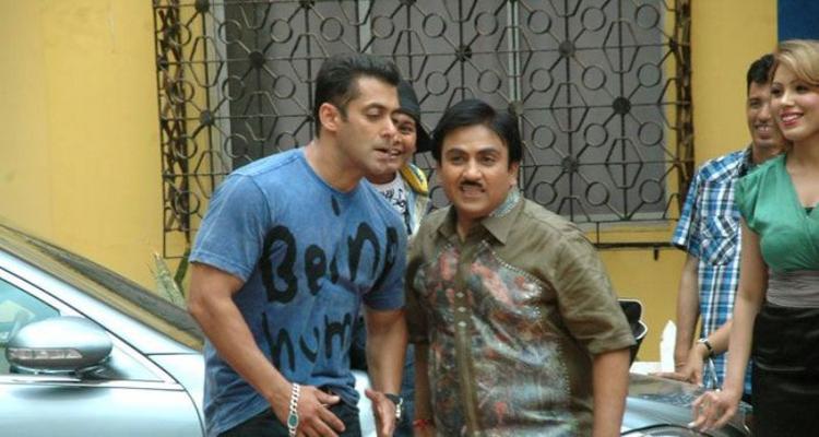 Salman Khan In Tarak Mehta Ka Oolta Chasma Show