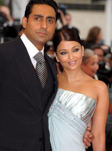 Abhishek and Aishwarya Latest Photo