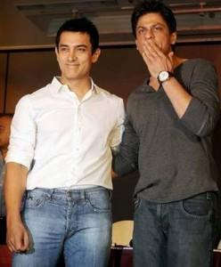 Aamir Khan and Srk Come Together