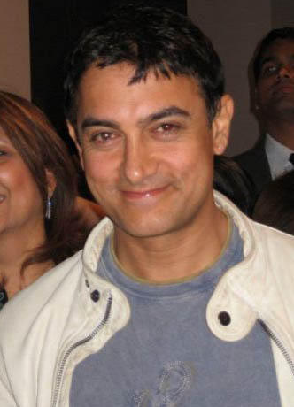 Aamir Khan Cute Smiling Photo