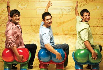 Aamir Khan Cute Still in 3 Idiots