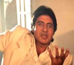 Amitabh Bachchan in Agneepath