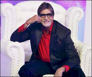 Amitabh Bachchan Cute Look Film Pic