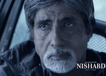 Amitabh Bachchan in Nishabd