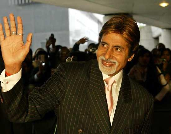 Amitabh Bachchan Public Photo