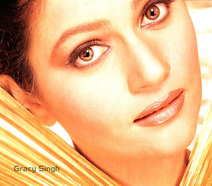 Gracy Singh Red Eyes Look Still