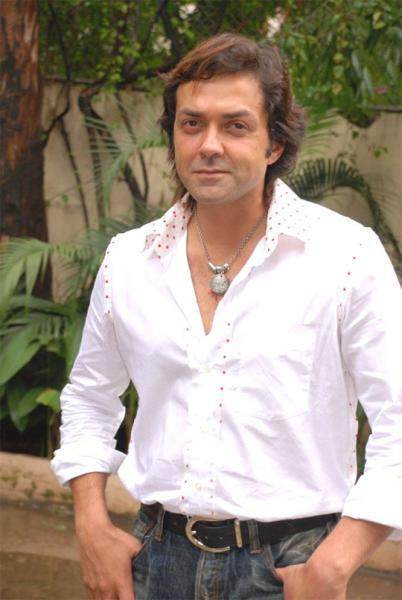 Bobby Deol Looking Very Handsome