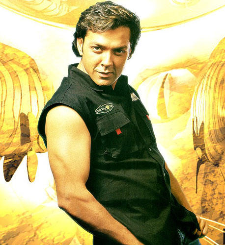 Stylist Bobby Deol Picture