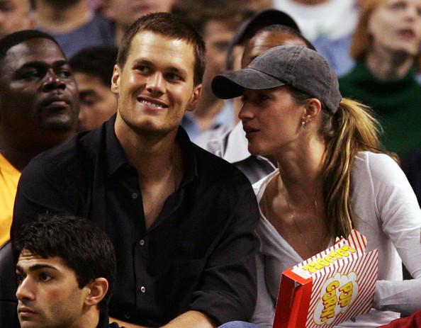 Gisele Bundchen and Tom Brady Latest Photo