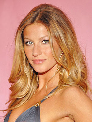 Gisele Bundchen Hot Gorgeous Look Pic