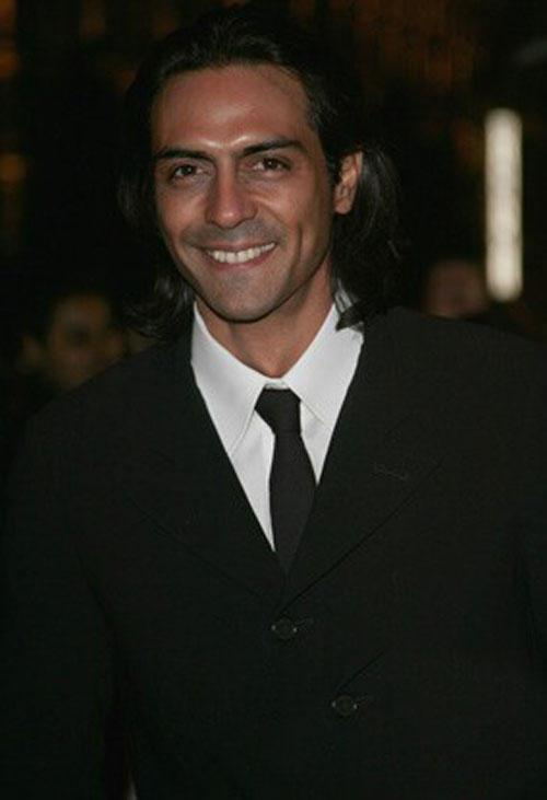 Arjun Rampal Sweet Smile Pic In Black Blazer