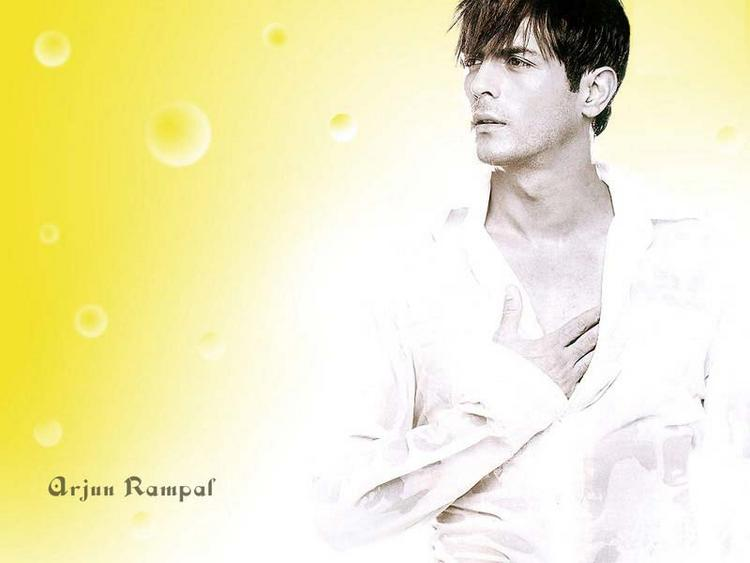 Bollywood Star Arjun Rampal Wallpaper