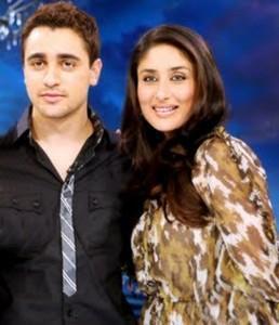 Imran Khan and Bebo Sweet Gorgeous Pic