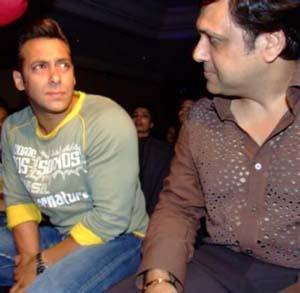 Govinda and Salman Still