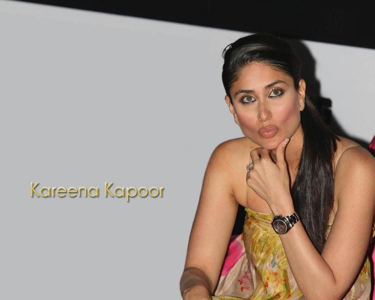 Kareena Kapoor Cute Close Up Pic