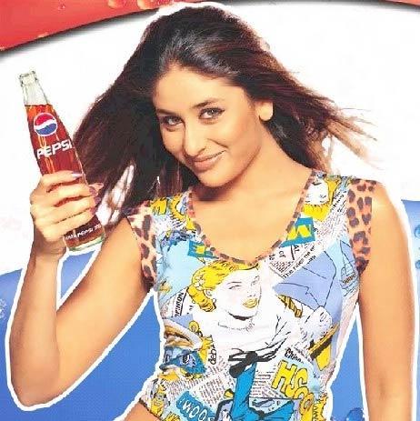 Kareena Kapoor Pepsi Ad Sexy Wallpaper