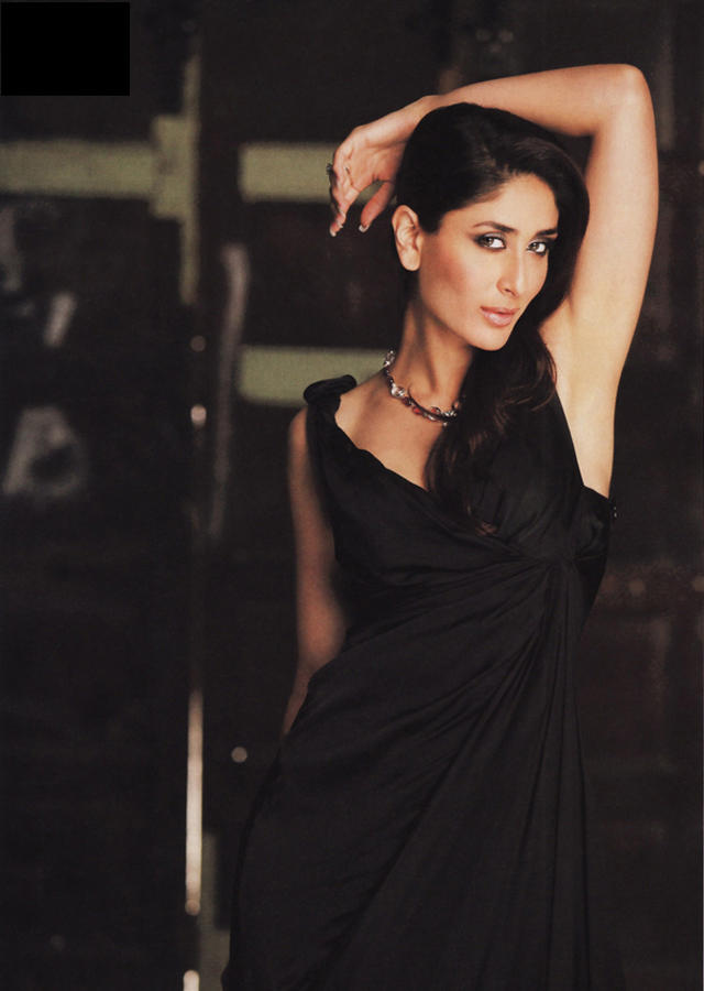 Kareena Kapoor Spicy Pose For Photo Shoot