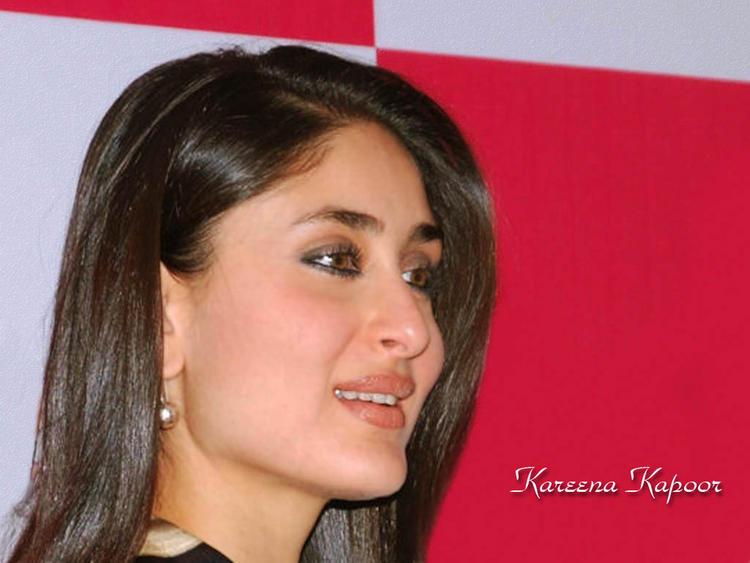 Kareena Kapoor Sweet Side Face look Wallpaper