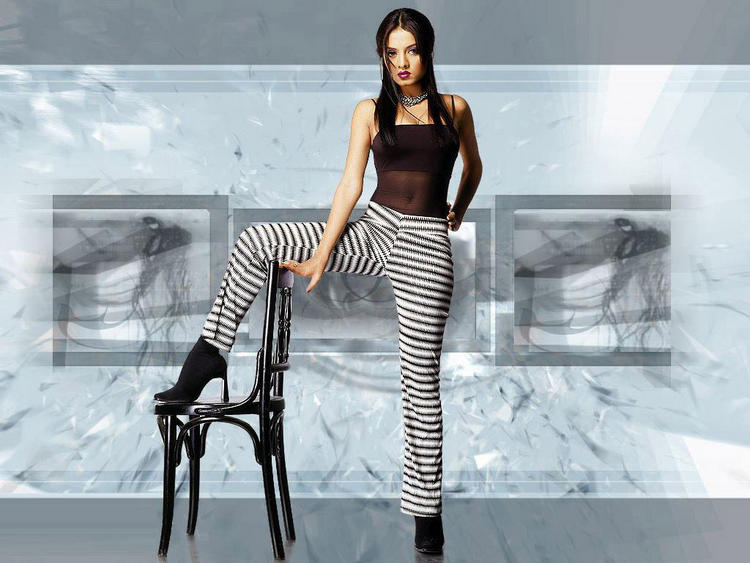 Celina Jaitley Stylist Pose Photo Shoot