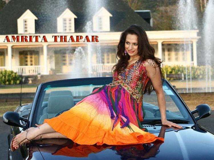 Amrita Thapar Stylist Wallpaper