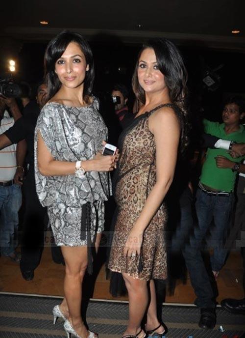 Amrita and Sister Maliaka Photo