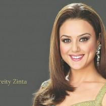 Preity Zinta Attractive And Beautiful Look Wallpaper