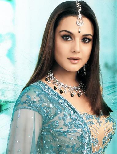 Preity Zinta Beautiful Look In Kal Ho Naa Ho