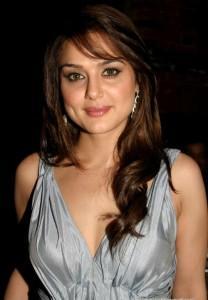 Preity Zinta Glamour Look Nice Pics