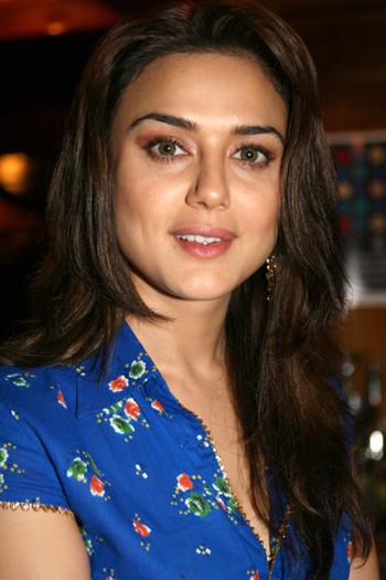 Preity Zinta Nice And Fresh Pics