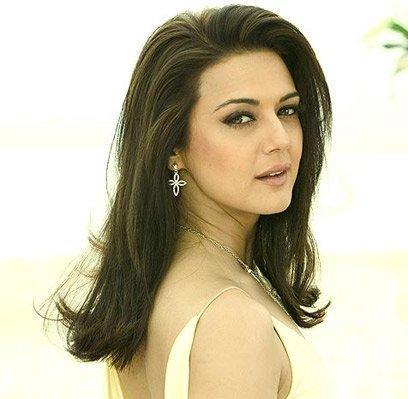 Preity Zinta Sizzling Face Look Nice Pics
