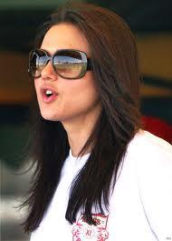 Stylist Preity Zinta Cute Lips Pics