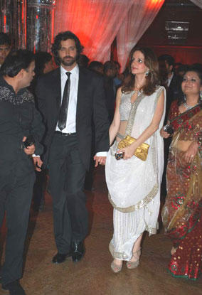 Hrithik Roshan and Suzanne Latest Pic