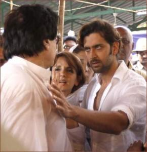 Hrithik Roshan Angry Look Pic