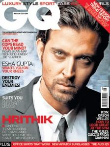 Hrithik Roshan GQ Magazine Still