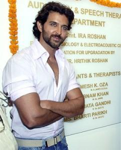 Sexiest Star Hrithik Roshan Pic