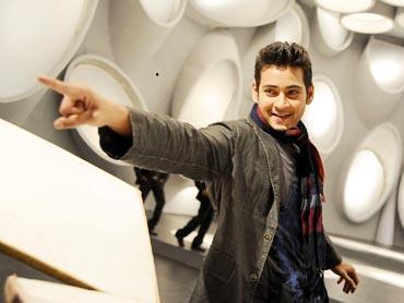 Kaleja Movie Mahesh Babu Stylist Pic