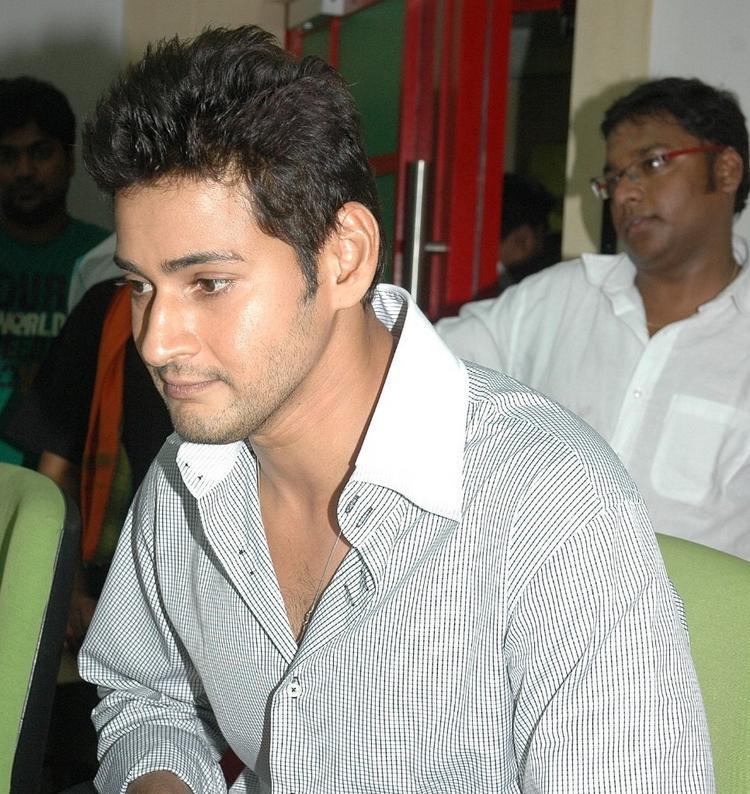 Mahesh Babu at The Audio Release Kaleja